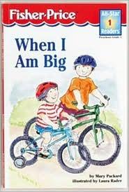 When I Am Big Level 1