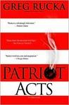 Patriot Acts (Atticus Kodiak, #6)