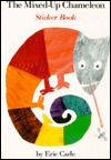 The Mixed-Up Chameleon Sticker Book