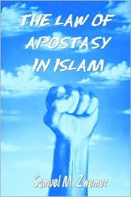 The Law Of Apostasy In Islam