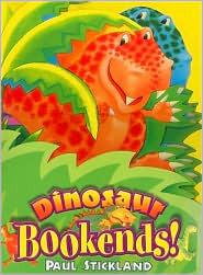 Paul Stickland's Dinosaur Bookends