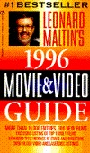 Leonard Maltin's Movie and Video Guide 1996 by Leonard Maltin