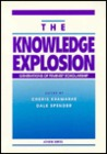 The Knowledge Explosion: Generations of Feminist Scholarship