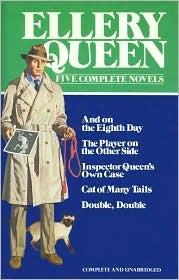 Ellery Queen: Five Complete Novels