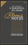 Ernest Hemingway's a Farewell to Arms (Bloom's Notes)