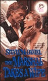 The Marshal Takes A Wife  (The Burnett Brides, #3)