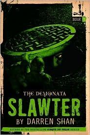 Slawter by Darren Shan