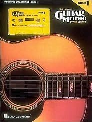 Hal Leonard Guitar Method Book 1: Book/Cassette Pack (Hal Leonard Guitar Method (Songbooks))