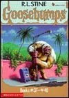 Goosebumps Boxed Set, Books 37 - 40:  The Headless Ghost, The Abominable Snowman of Pasadena, How I Got My Shrunken Head, and Night of the Living Dummy III