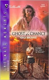 Ghost of a Chance (Frenchman's Island, #1)