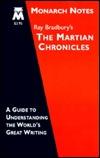 Ray Bradbury's The Martian chronicles (Monarch notes)