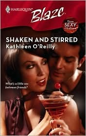 Shaken and Stirred (Those Sexy O'Sullivans #1)