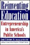 Reinventing Education: Entrepreneurship in America's Public Schools