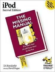 iPod & iTunes: Missing Manual