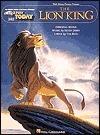 Disney's The Lion King: E-Z Play Today Volume 382