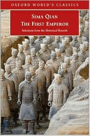 The First Emperor by Sima Qian