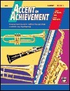 Accent on Achievement, Bk 1: Horn in F, Book & CD