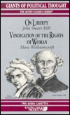 On Liberty and Vindication of the Rights of Woman