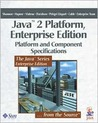 Java 2 Platform, Enterprise Edition: Platform and Component Specifications