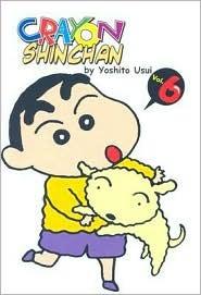 Crayon Shinchan, Volume 6
