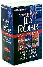 J. D. Robb Collection 1 by J.D. Robb