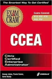 CCEA Exam Cram (Exam: 910, 920, 930, 940, 950)