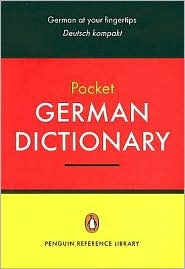 The Penguin Pocket German Dictionary (Dictionary, Penguin)