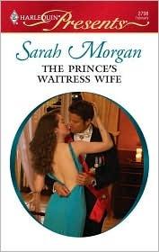 The Prince's Waitress Wife (International Billionaires, #1)