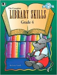 The Complete Library Skills: Grade 4