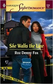She Walks the Line by Roz Denny Fox