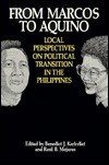 From Marcos to Aquino: Local Perspectives on the Political Transition in the Philippines