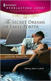 The Secret Dreams of Emily Porter by Judith Raxten