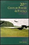 20th Century Poetry and Poetics
