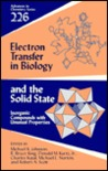 Electron Transfer in Biology and the Solid State: Inorganic Compounds with Unusual Properties