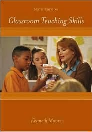 Classroom teaching skills by kenneth d moore classroom teaching skills other editions enlarge cover 4121925 fandeluxe Images