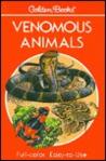 Venomous Animals: 300 Animals in Full Color (Golden Guide)