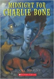 Midnight for Charlie Bone (The Children of the Red King, Book #1)