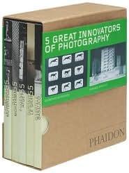 Five Great American Photographers Boxed Set: Matthew Brady, Wynn Bullock, Walker Evans, Eadweard Muybridge, Lewis Baltz