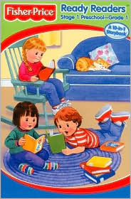 Fisher Price Ready Reader Bind Up - Stage 1 - Preschool to Grade 1