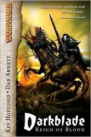 Darkblade: Reign of Blood (Warhammer) (Darkblade Graphic Novel, #1)