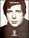 Songs of Leonard Cohen, Herewith: Music, Words and Photographs