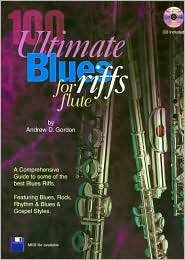 100 Ultimate Blues Riffs for Flute Book/audio CD Descargar Manual bd