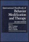 International Handbook of Behavior Modification and Therapy: Second Edition