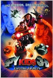 Spy Kids 3-D: Game Over: The Official Movie Scrapbook - Junior Novel