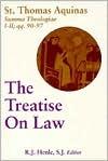 The Treatise on Law: Summa Theologiae 1-2 qq.90-97
