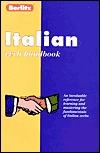 Italian Verb Handbook