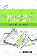 the internal auditing pocket guide preparing performing reporting rh goodreads com internal auditor pocket guide automotive internal auditor pocket guide