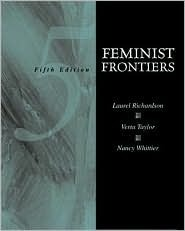 Feminist Frontiers 5th Edition