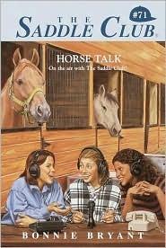 Horse Talk (Saddle Club, #71)