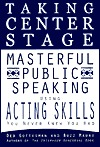 Taking Center Stage by Deb Gottesman